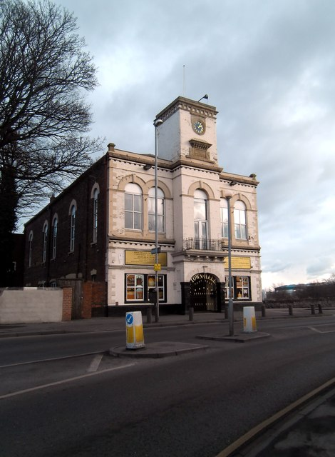 Knottingley Town Hall
