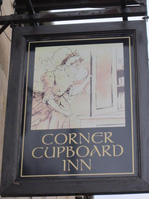 The Corner Cupboard Inn, Winchcombe