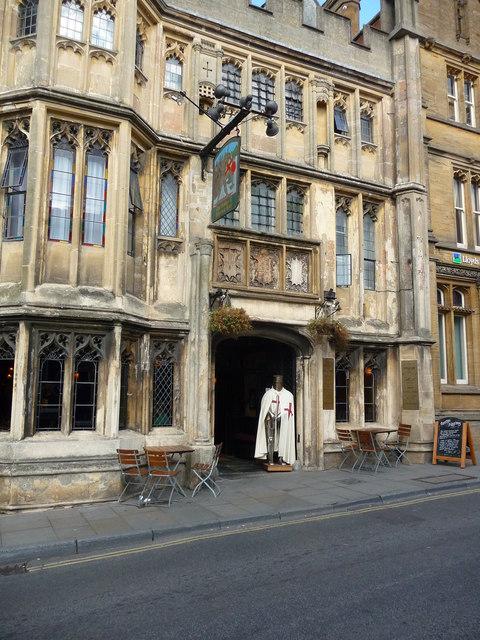 Glastonbury - The George And Pilgrim