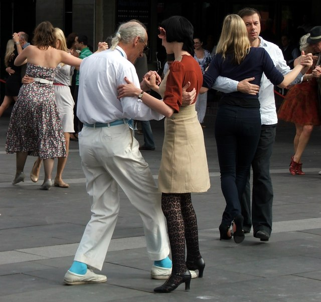Tango at The National Theatre