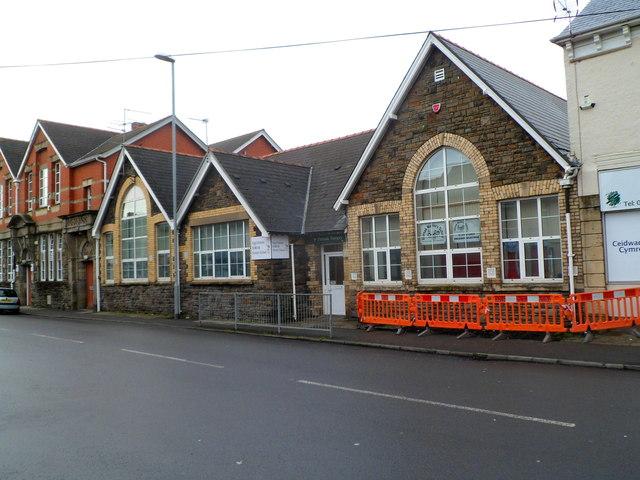 Fairoak Nursery School, Newport