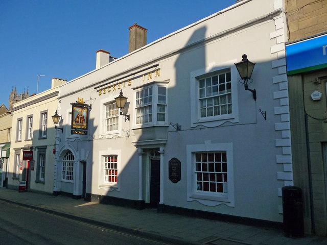 Glastonbury - Beckets Inn