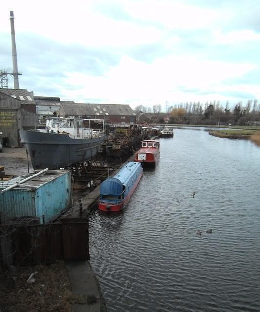 Harkers Boat Builders Knottingley