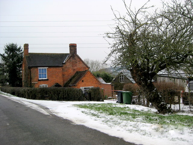 Cottage at Vicarage Farm