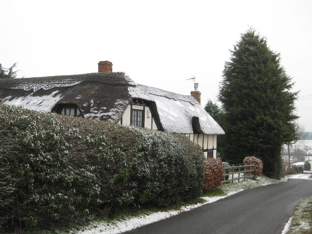 Cottage near Holmes Farm