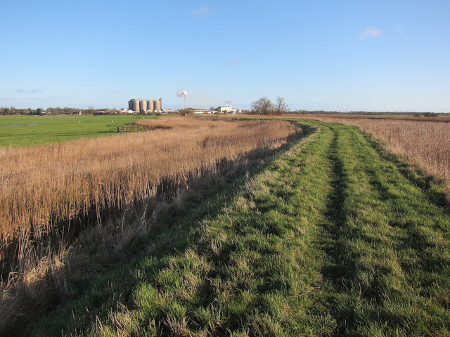 Footpath to Cantley