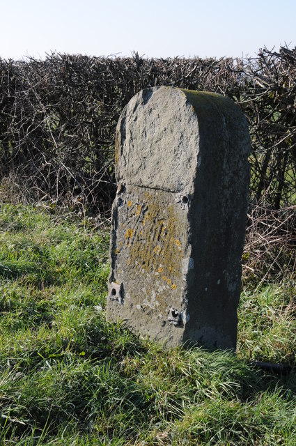 Milestone at Claypits