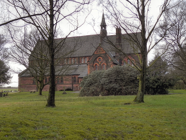 Parish Church of St Elizabeth, Aspull