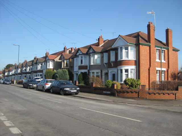 Houses on Wildcroft Rd