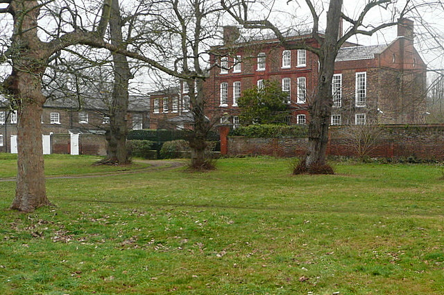 Ormeley Lodge, Ham Gate Avenue