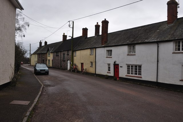 Holcombe Rogus : Fore Street