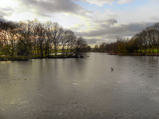 The Lake at Hindley Hall Golf Course