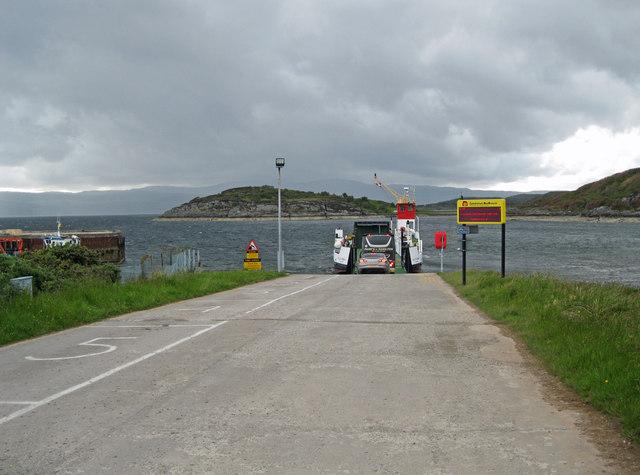 Portavadie Ferry Terminal