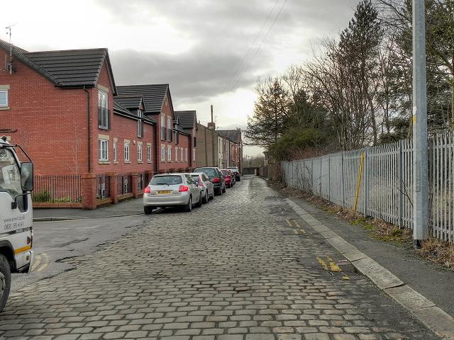 Railway Street, Hindley