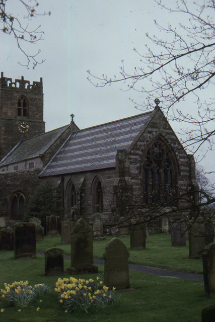 Embleton church
