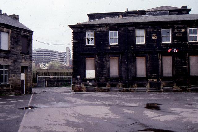 "Venue for ""Field"": Antony Gormley installation, Gateshead, 1996"