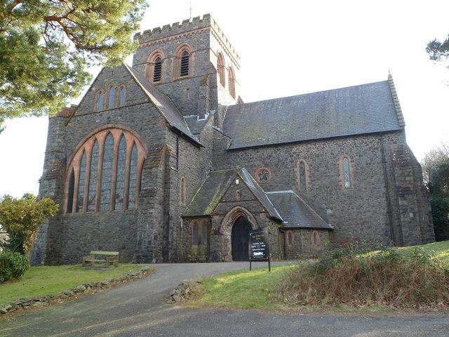 St. Padarn's Church, Llanberis