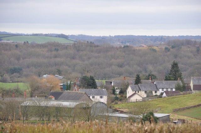 Mid Devon : Holcombe Rogus View