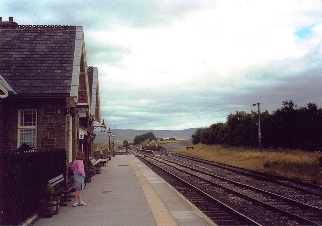 Ribblehead Railway Station
