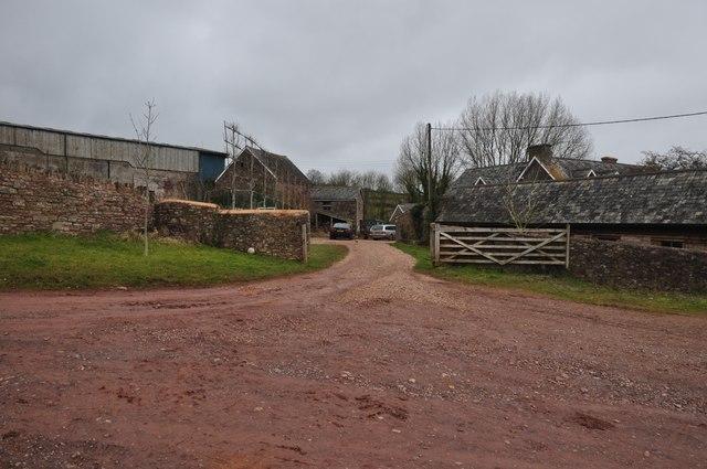 Mid Devon : Kytton Barton Farm