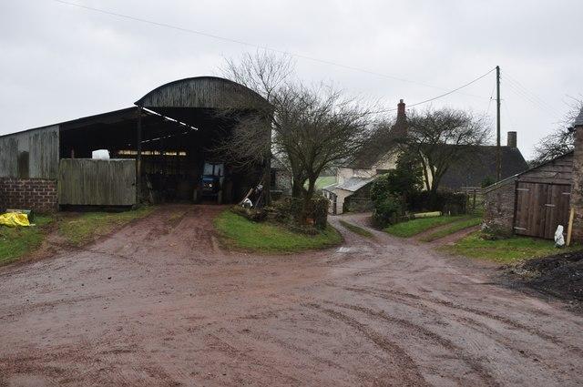 Mid Devon : Freathingcott Farm