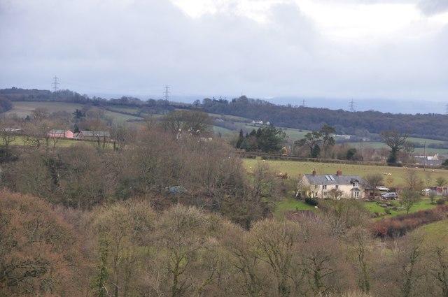 Mid Devon : Countryside View