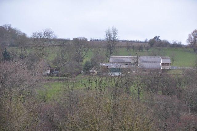 Taunton Deane : Hill Farm