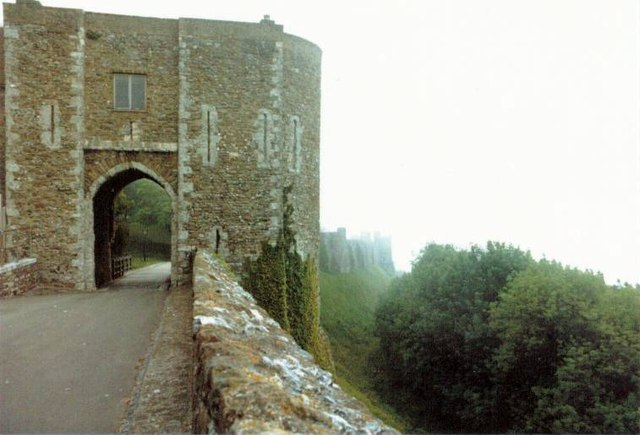 Peverell's Gate, Dover Castle