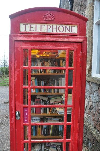 Ashbrittle : Telephone Box