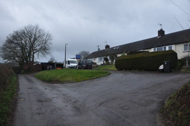 Taunton Deane : Rectory Road Houses