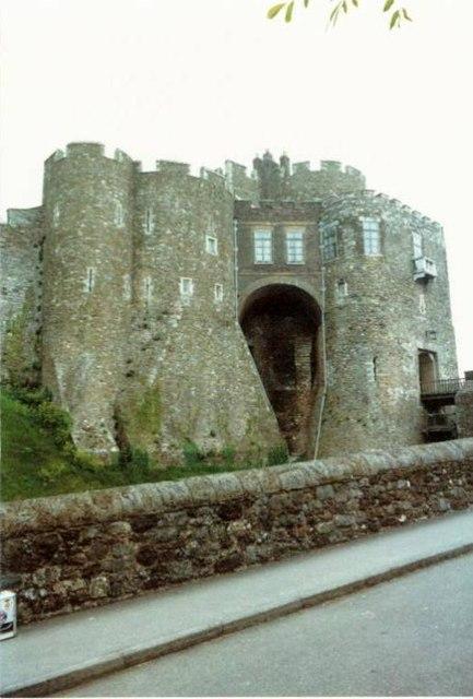 Constable's Gate, Dover Castle