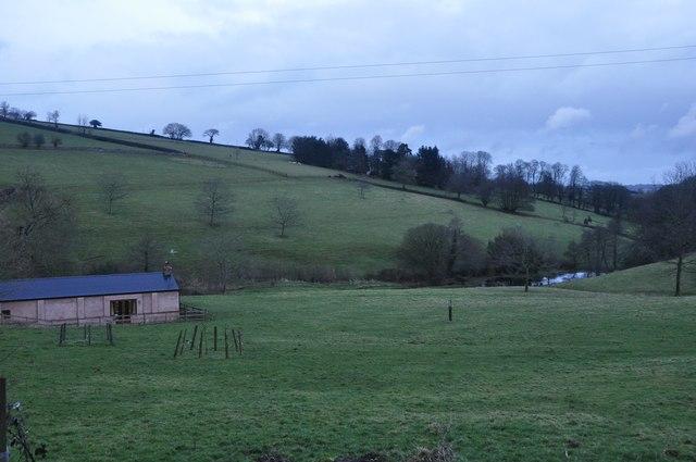 Mid Devon : Marcombe Valley