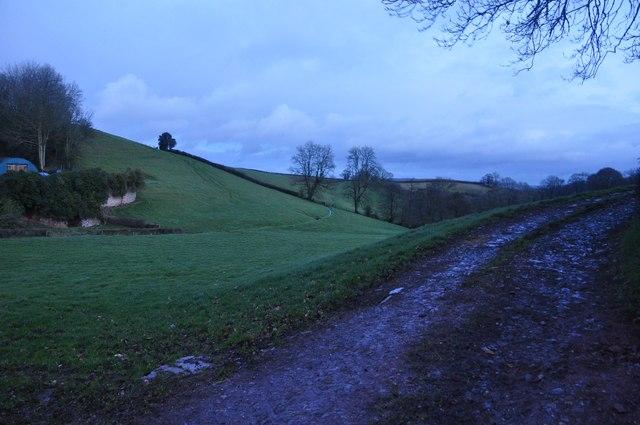 Mid Devon : Track & Countryside