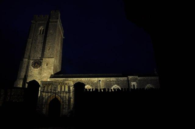 Holcombe Rogus : Church of All Saints