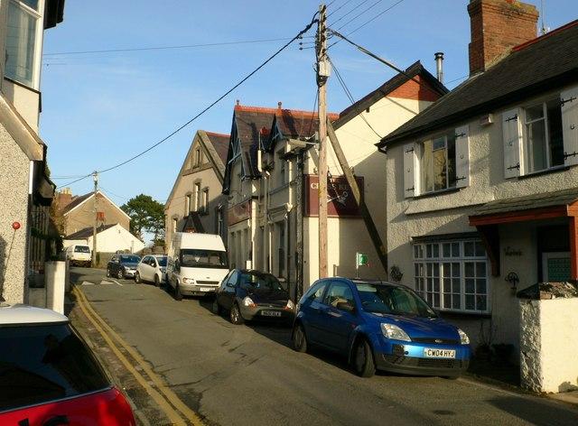 Pendre Road, Penrhyn Side