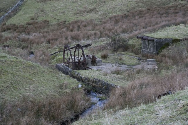 Water Wheel at Kilchoman, Islay