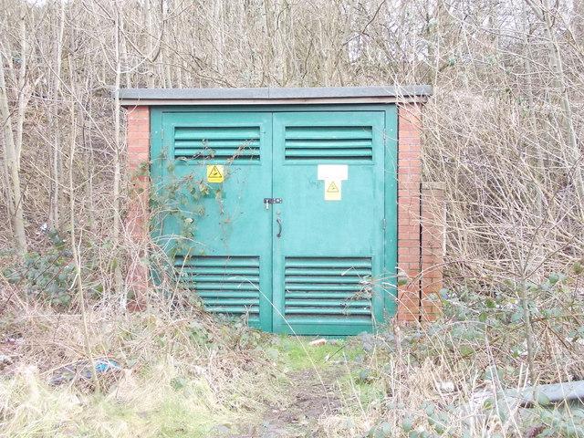 Electricity Substation No 1549 - Stubs Beck Lane