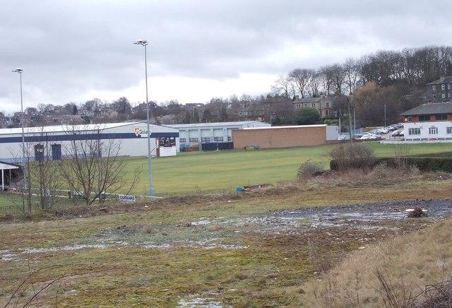Cricket Ground - off Centurion Way