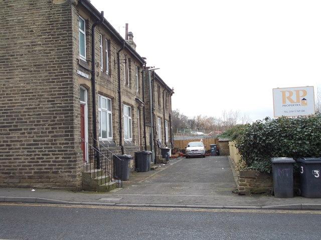 Willow Street - Hunsworth Lane