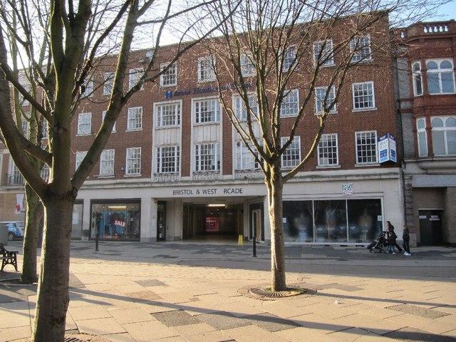 Bristol And West Arcade