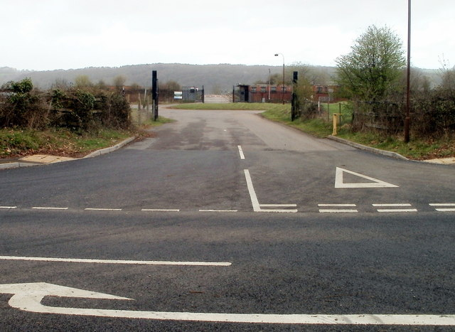 West Gate, Caerwent Training Area