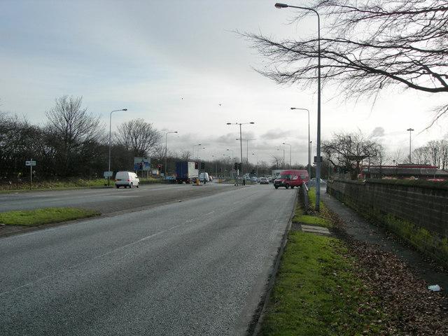 A49 Winwick Road