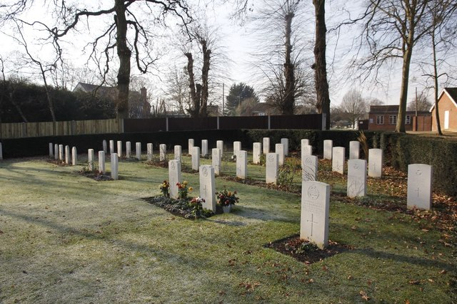 Reading Commonwealth war graves