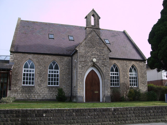 Upper Stratton Baptist Church, Green Road