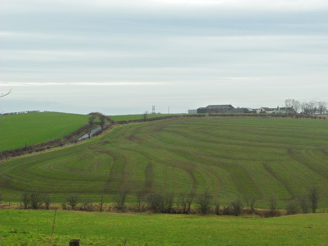 View to Cromlet, North Lanarkshire