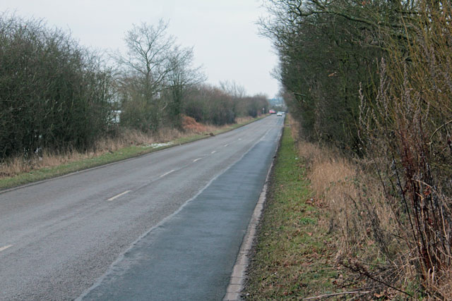 Long Road from Footpath
