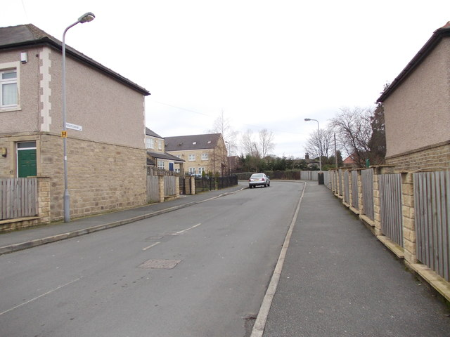 Lydgate Drive - Northside Terrace