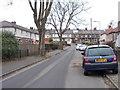 SE1332 : Binns Lane - Spencer Road by Betty Longbottom