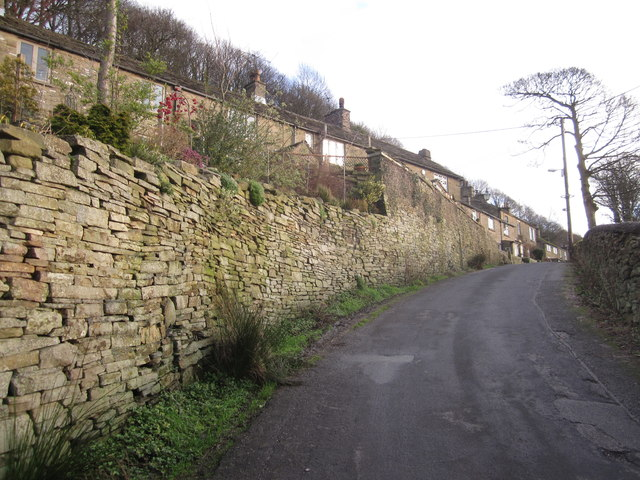 Higher Lane, Kerridge