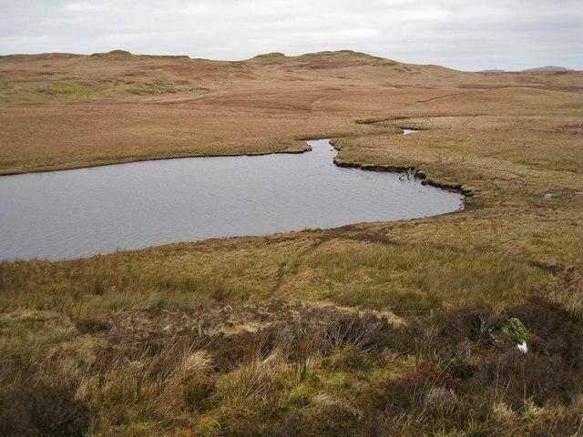 Eastern end of Loch Duagrich